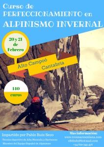 CURSO PERFECCIONAMIENTO EN EL ALPINISMO INVERNAL