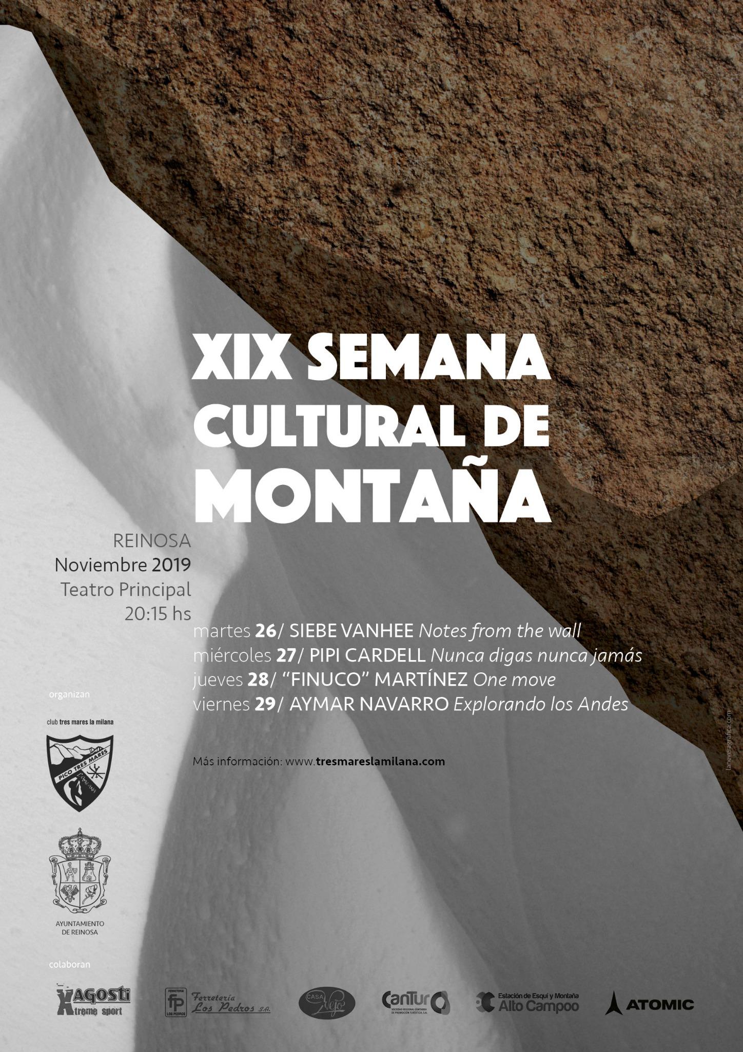 SEMANA DE LA MONTAÑA DE REINOSA 2019