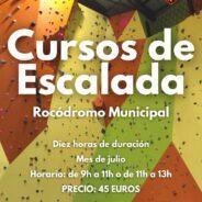 CURSO DE ESCALADA JULIO