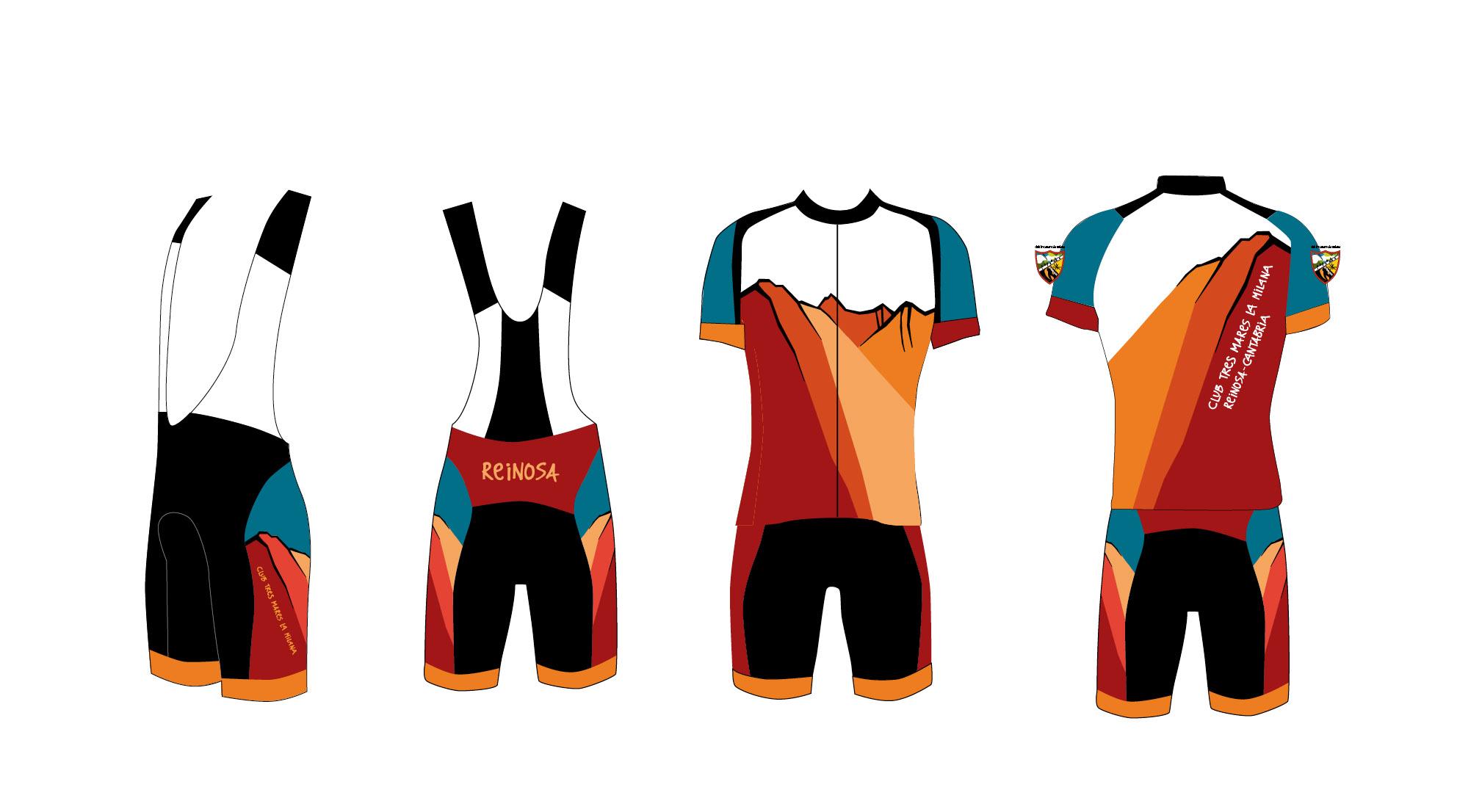 Equipaciones de ciclismo 2017