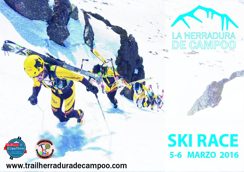 SKI RACE HERRADURA DE CAMPOO, 5-6 MARZO