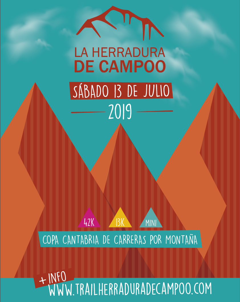 VI TRAIL HERRADURA DE CAMPOO, SABADO 13 JULIO 2019